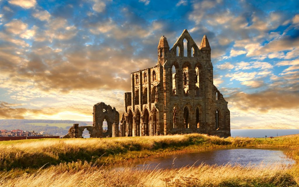 English Heritage reopening Whitby Abbey from 4th July 2020